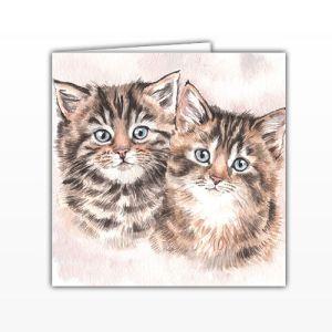 Waggy Dogz Cards - Kittens