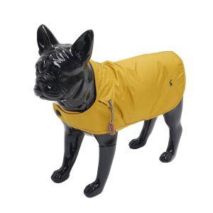 Joules Mustard Water Resistant Dog Coat