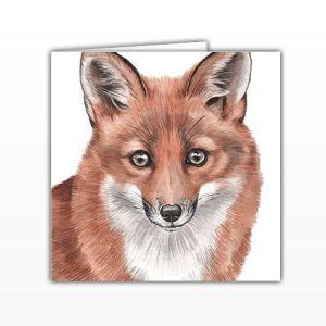 Waggy Dogz Cards - Fox