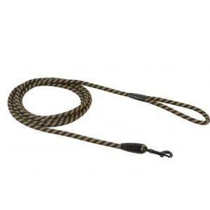 Hurtta X-sport Rope Leash - Orange Sun 240cm x 11mm