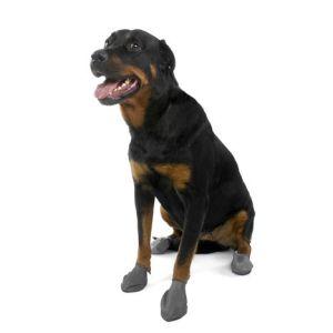Pawz Dog Boots Black
