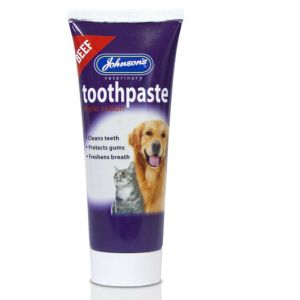 Johnsons Beef Toothpaste - 50g
