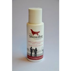 Leather Conditioning Cream with Lanolin - 60ml
