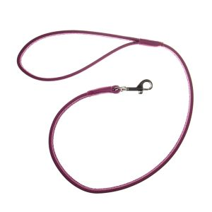 Hessonite Leather Trigger Hook Show Lead