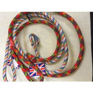 KJK Ropeworks Nylon Cord Slip Lead 12mm cord x 58