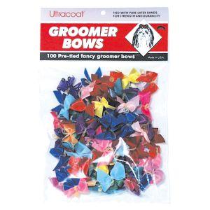 Groomer Bows (100)