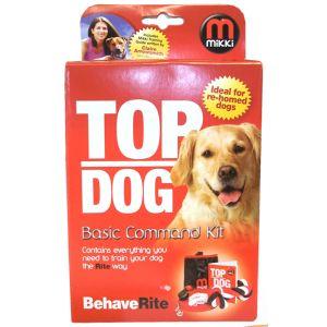Mikki Top Dog Basic Command Kit