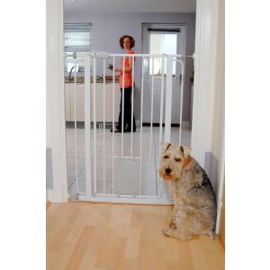 Bettacare Dog Gate  plus Cat Flap