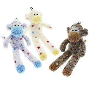 Little Rascals Sock Monkey