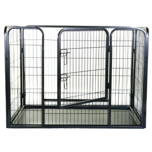 Henry Wag Metal Playpen with Base