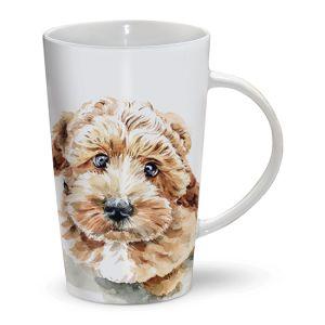 Otter House Riverbank Latte Cockapoo Mug