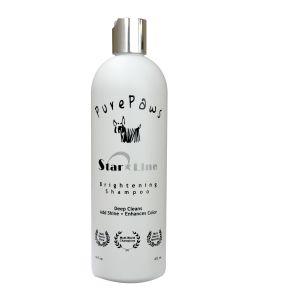 Pure Paws Star Line Brightening Shampoo 16oz