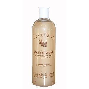 Pure Paws Oats 'N' Aloe Shampoo 3.8L