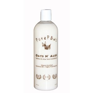 Pure Paws Oats 'N' Aloe Conditioner 16oz