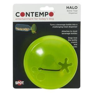 Contempo Halo Bottle Treat Dispenser