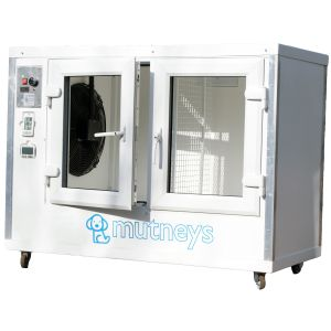 Petcetera Double Drying Cabinet