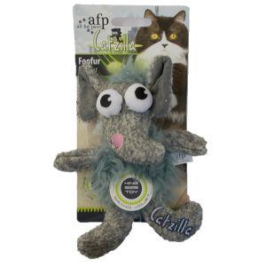 Catzilla FooFur Toy
