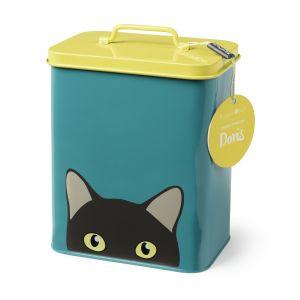 Burgon & Ball Storage Tin - Doris the Cat