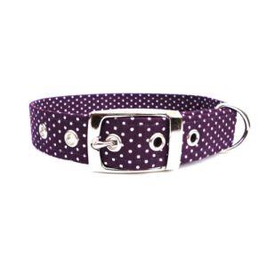 Ditsy Pet Berry Dog Collar