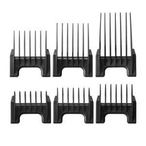 Wahl Black Clipper Attachment Comb Set