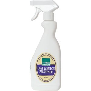 Bac to Nature Cage and Hutch Freshener  375ml