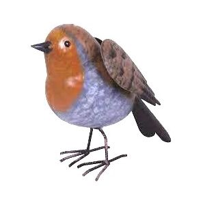 Robin Garden Ornament