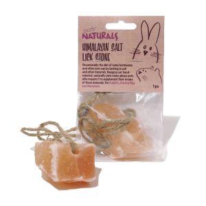 Rosewood Himalayan Salt Lick Stone