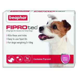 Beaphar Fiprotec Small Dog