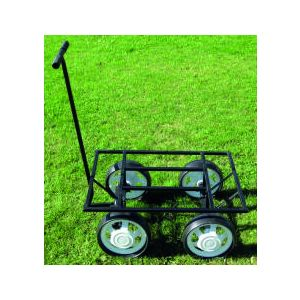 Lightweight Large Wheeled Show Trolley - Large