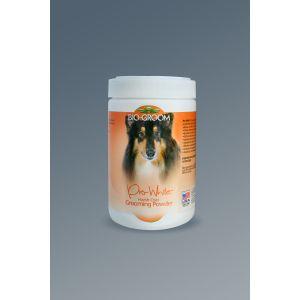 Bio-Groom Pro White Grooming Powder (Harsh Coat)     8oz