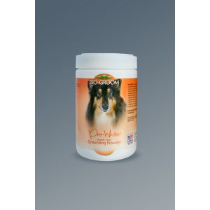 Bio-Groom Pro White Grooming Powder (Harsh Coat)     2.5lb