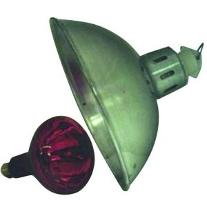 Heat (Pig) Lamp with 250W Bulb