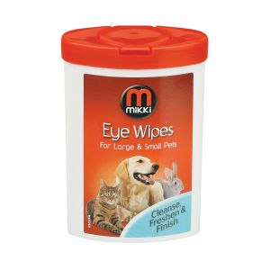 Mikki Eye Wipes  17 wipes