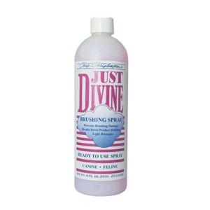 Chris Christensen Just Divine RTU Brushing Spray - 16oz