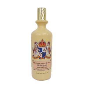 Crown Royale Oats & Aloe Shampoo 16oz