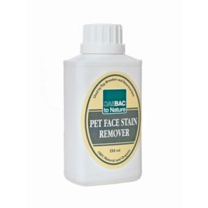 Bac to Nature Pet Facial Stain Remover  500ml