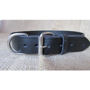 Plain Heavy Duty Leather Collars