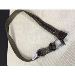Dajan Fabric/Leather Buckle Collar