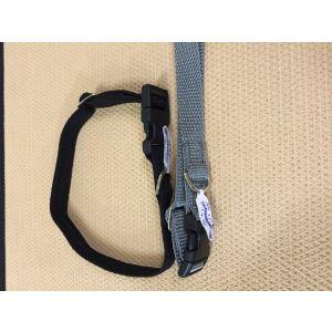 Dajan Adjustable Braid Collar Snap Close 3/4