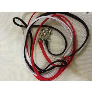 Braid Traffic Lead with Ring 3/8
