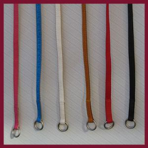 Dogmatic Embossed Synthetic Leather Slip Lead