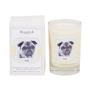Aroma Paws Glass Candles