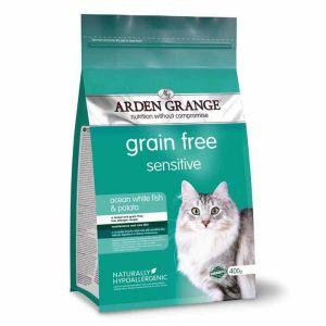 Arden Grange Adult Cat Sensitive