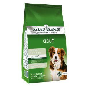 Arden Grange Lamb and Rice Adult Dog Food