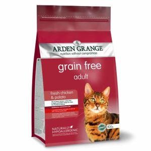 Arden Grange Adult Chicken Cat Food Grain Free