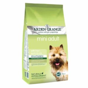 Arden Grange Lamb and Rice Mini Adult Dog Food