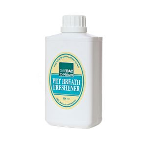 Bac to Nature Pet Breath Freshener  1 Litre