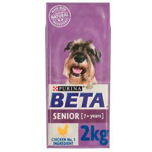 Beta Senior Dog Food - 2kg
