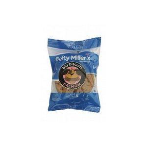 Betty Miller Big Biscuits - Salmon x 3