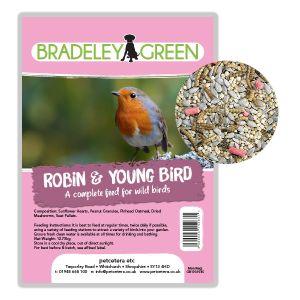 Bradeley Green Robin & Young Bird Blend
